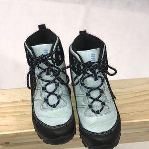Women's Lands End winter snow boot, 7.5(B) 380773